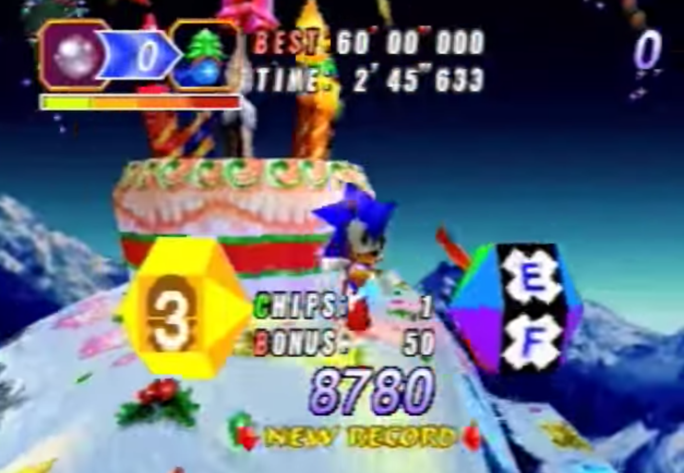 Christmas Nights sonic 1