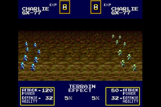 MM combat charlie