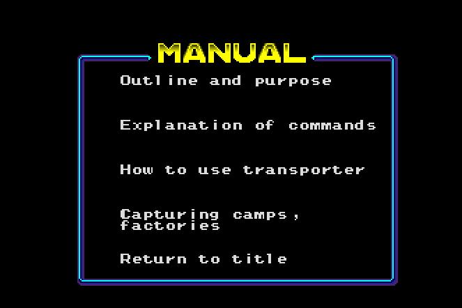 MM manual