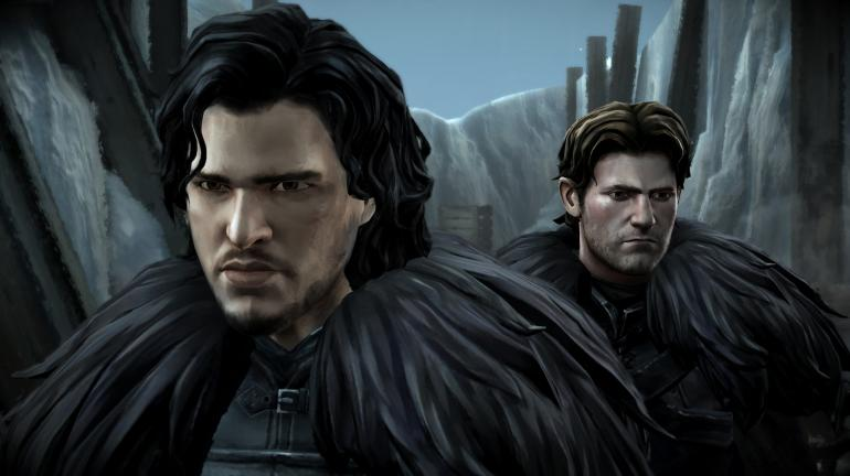 telltale-game-thrones-jon-snow-gared-tuttle