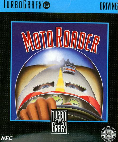 pochette Moto Roader