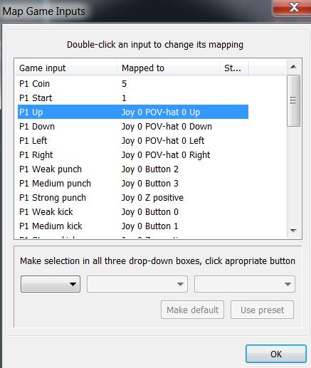 11FightCade inputs 2
