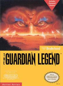 The Guardian Legend boite