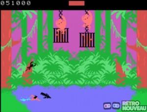 Tarzan - croco