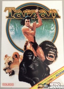 Tarzan recto
